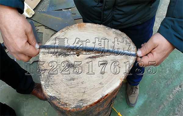 江苏的1500大型木材粉碎ji试ji