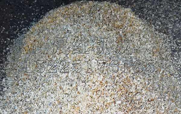 菇木粉碎机